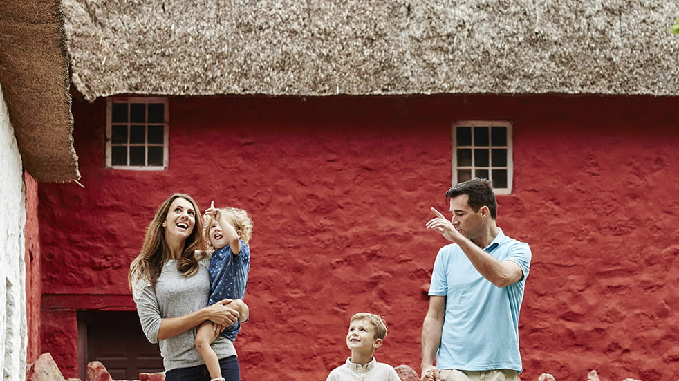 10 best family days out Cardiff St Fagans National History Museum